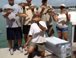 Snapper Fishing in the Florida Keys
