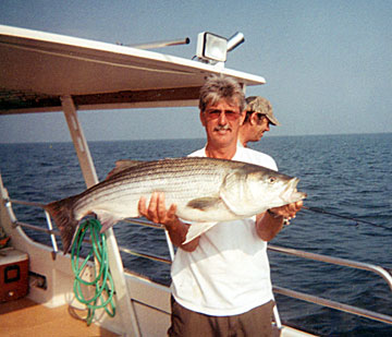 Charter Fishing On The Chesapeake Bay In Rock Hall Md